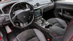 maserati inside 2016 2018 maserati granturismo review everything you need to know