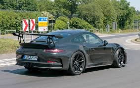Refreshed Porsche 911 Gt3 Rs Adopts Gt2 Cues Autoguide Com News