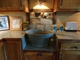 galvanized tub kitchen sink galvanized tub kitchen sink sink ideas