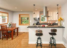 kitchen island eating area furniture cool industrial bar stools with white countertops and