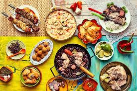 cuisine bresilienne recettes apéritif et amuse bouche cuisine brésilienne recettes faciles et