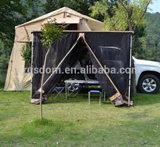 Fox Awning Car Side Wing Awning Car Roof Tent With Fox Wing Awning 4wd Car