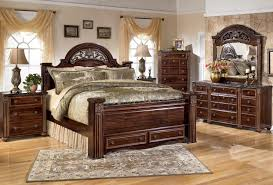 king bedroom group by signature design by ashley wolf and king bedroom group