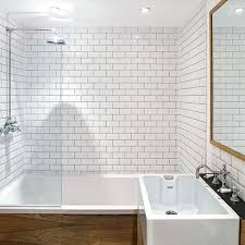 ideas for small bathrooms uk 20 beautiful small bathroom ideas small bathroom subway tiles and