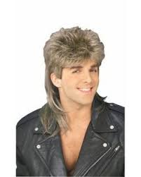 Good Halloween Costumes Blondes 25 Mullet Wig Ideas White Trash Costume