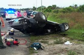 c3 corvettes wrecked wednesday c3 turns turtle in florida corvette