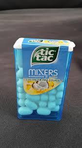 mixer kinderk che tic tac mixer coconut piña colada provati ed approvati