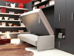 Desk Turns Into Bed Best Fold Up Wall Bed Design For Comfortable Impression Themsfly