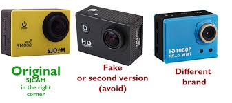 Sjcam Oem Sjcam Or Sj Scam Difference Between The Real And A Pevly