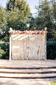 wedding backdrop book wooden wedding backdrop