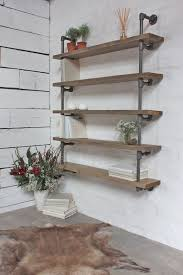 Making Wood Bookshelves by 537 Best Diy Storage U0026 Shelves Images On Pinterest Pipe
