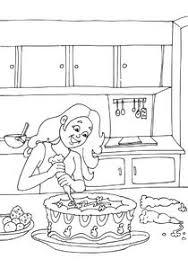coloriage cuisine coloriages cuisine à imprimer coloriages maison