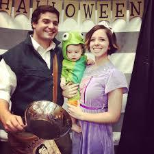 Rapunzel Halloween Costumes Diy Family Halloween Costume Ideas Happier