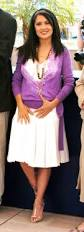 robe en dessous des genoux salma hayek en robe tigrée ses 5 flops mode