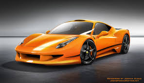 ferrari 458 custom ferrari 458 italia orange cars picture car hd wallpaper