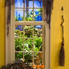hanging halloween decorations u0026 video martha stewart