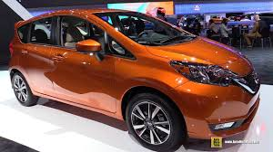 nissan versa note 2017 nissan versa note sl exterior and interior walkaround