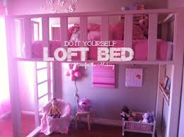Girls Pink Bed by 25 Amazing Loft Ideas Beds And Playrooms Design Dazzle