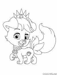 coloring page puppy buddy