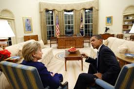 free public domain image president barack obama and secretary of