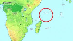Seychelles Map Seychelles Decriminalizes For Lgbt People Democracy Now