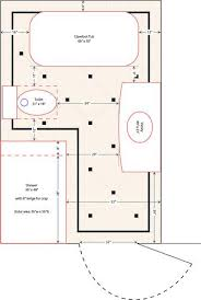 bathroom floor plans ideas walk in shower plans freda stair