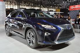 lexus van 2015 2016 lexus rx new york 2015 photo gallery autoblog