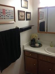 cave bathroom decorating ideas s bathroom decor thrift store finds bathroom
