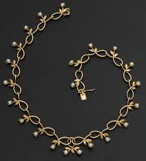 necklace gold pearl images 9 best jewelry images jpg