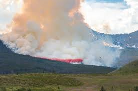 Colorado Wildfire Status by Breaking Breckenridge Wildfire Grows To 70 Acres Peak 7