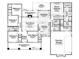 joyous 11 2000 sqft 4 bedroom bungalow house plans open floor
