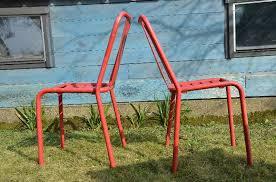 chaises priv es ancienne chaise tolix chaise tolix type a une seule pice dispo un