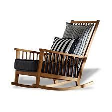 Rocking Lounge Chair Design Ideas Rocking Chair Gervasoni Inout By Navone Furniture