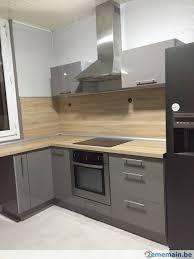 meuble cuisine tout en un cuisine quipe inox meuble cuisine occasion materiel inox pour beau