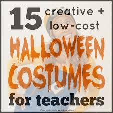 Teacher Halloween Costume 15 Creative Cost Book Character Costumes Teachers