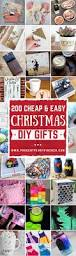 200 cheap and easy diy christmas gifts prudent penny pincher