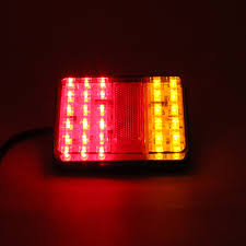 trailer tail lights for sale free shipping buy best 1 pair 30 led tail light l tail light for