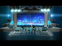 download template sport show promo or trailer after effects 3d