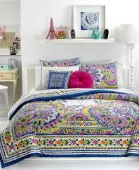 Teenage Bed Comforter Sets by Teen Vogue Bedding Mojave Blue Comforter Sets Teen Bedding