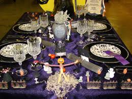 Halloween Party Table Ideas Halloween Party Decoration Ideas 2017 Time To Enjoy By Giving