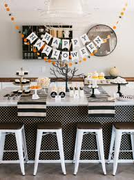 host a halloween costume party hgtv