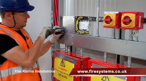fire alarm installer of all types of fire alarm systems youtube