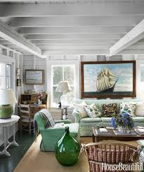 Best Coastal Living Rooms Images On Pinterest Coastal Living - Cottage style family room