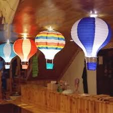 air balloon ceiling light 30cm air balloon paper lantern ceiling light shade bedroom fun