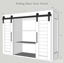 Rabbit Hutch Plans Hutch Door U0026 H U0026ton Casement Double Door Glass Sideboard U0026