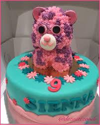 beanie boo u0027s cake cakes beanie boos cake