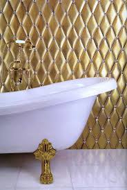 Gold Bathroom Decor by 118 Best Metallic Mood Images On Pinterest Bathroom Ideas Home