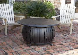 Propane Fire Pit Sets With Chairs Fire Sense Extruded Aluminum Propane Fire Pit Table U0026 Reviews