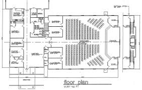 Modern Floorplans Neighborhood Church Fabled Environme by Church Plan 124 Lth Steel Structures Church