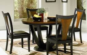 Round Kitchen Tables Round Kitchen Table Sets For 4 Mada Privat